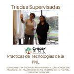 Triadas supervisadas: Prácticas de tecnologías de la PNL
